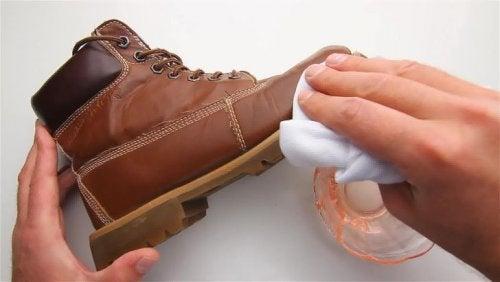 brillar calzado