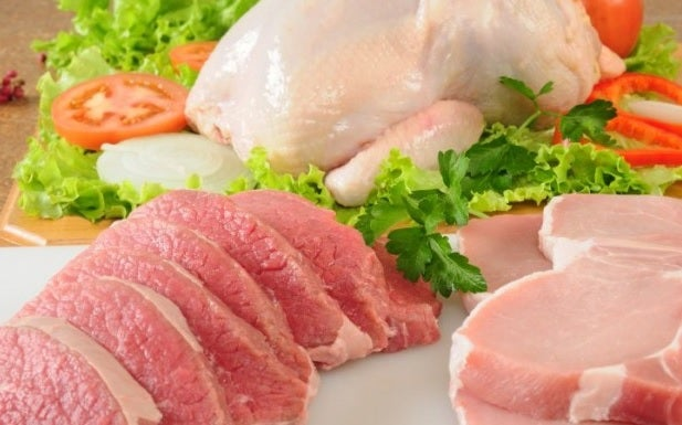 Carnes magras para una dieta cetogénica.
