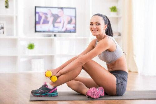 El entrenamiento de 7 minutos que según la ciencia FUNCIONA
