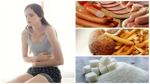 ¿Sufres cólicos menstruales? Estos son los 6 alimentos que debes evitar