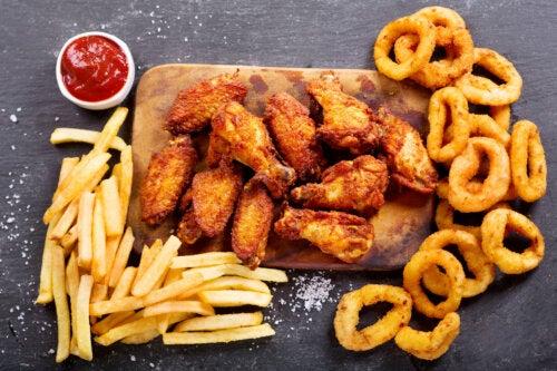 5 alimentos que te hacen ver cansado