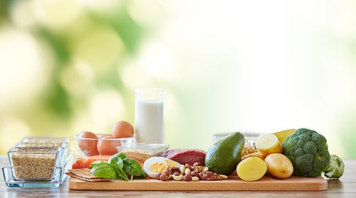 Controla las hemorroides con la dieta