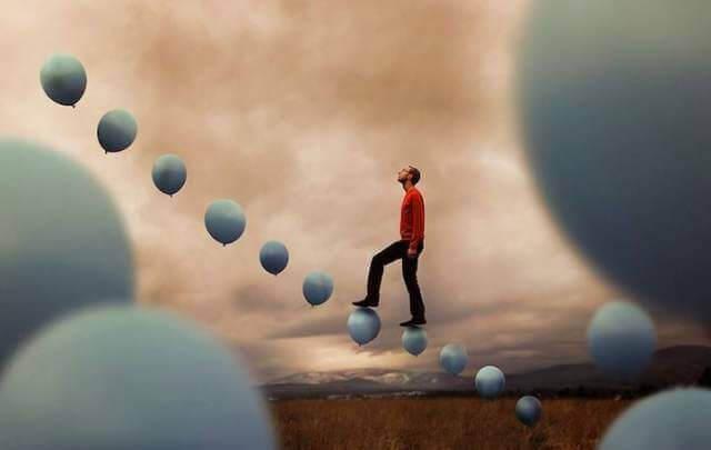 vida más plena: lucha por los sueños