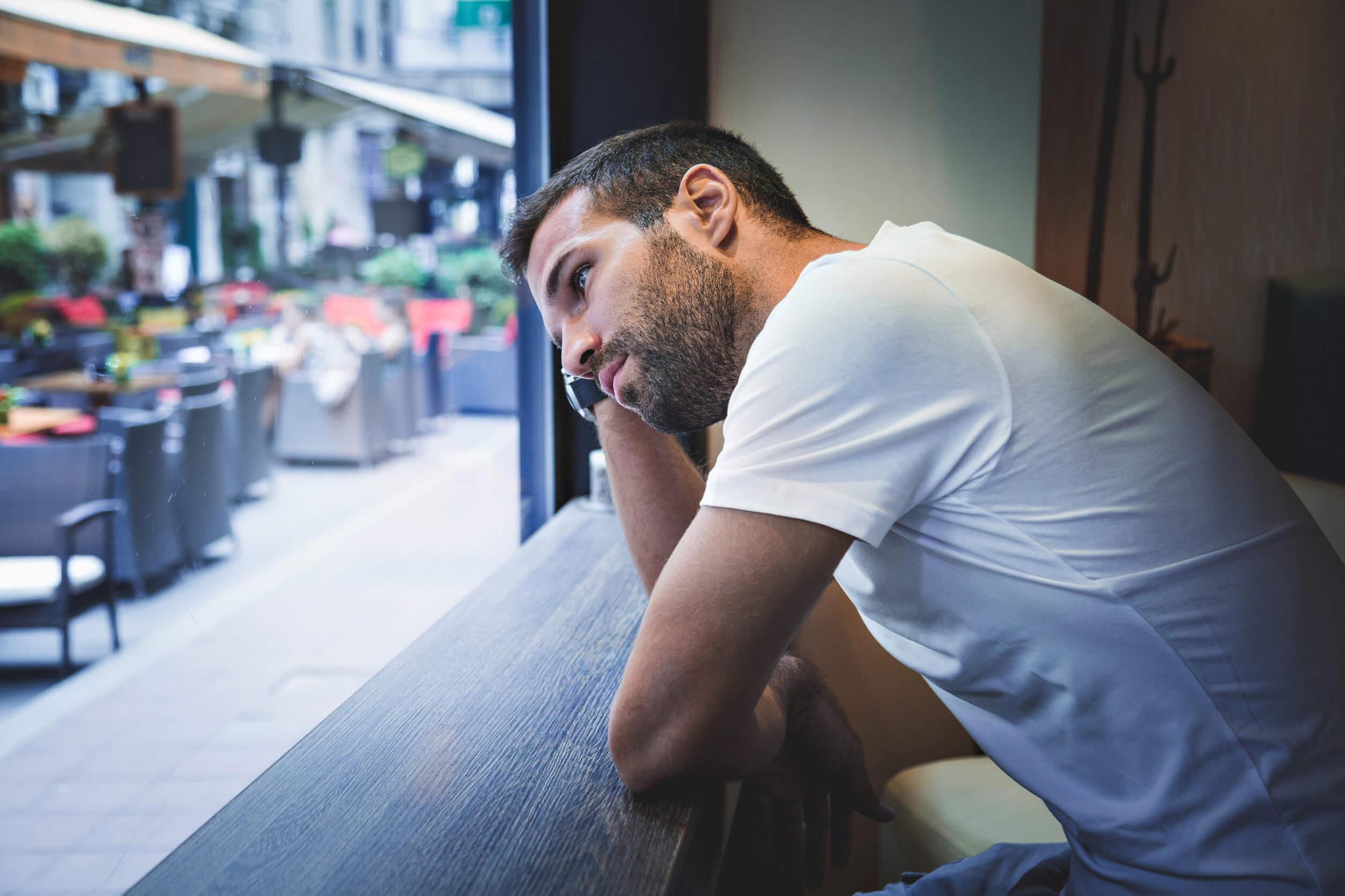 Cuando lloras la pérdida de una persona, ¿estás triste por ella o por ti?