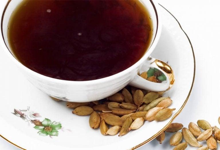 El cardamomo ha sido utilizado por los jeques árabes desde hace siglos