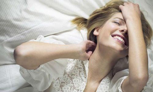 Masturbation verbessert die Stimmung