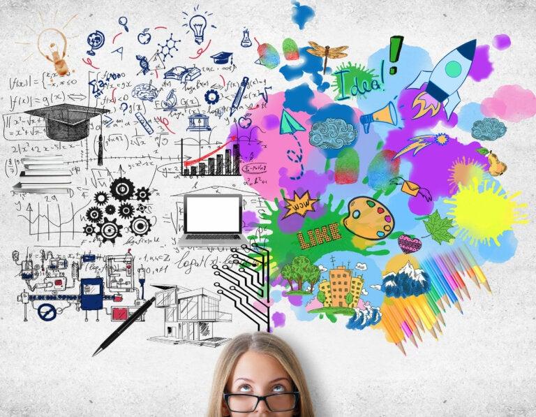 4 ejercicios creativos para estimular tu mente