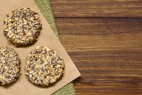 Elabora un delicioso pan sin gluten a base de semillas
