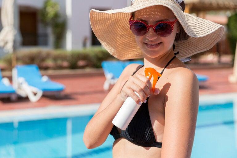7 alimentos que debes comer para proteger tu piel del sol