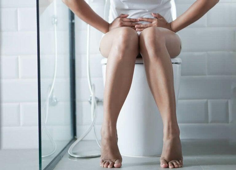6 síntomas extraños de problemas con tus intestinos