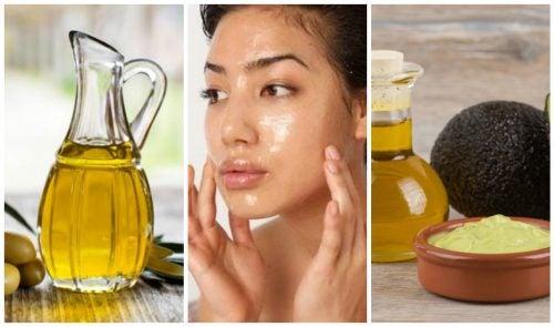 5 mascarillas con aceite de oliva para tu piel en casa