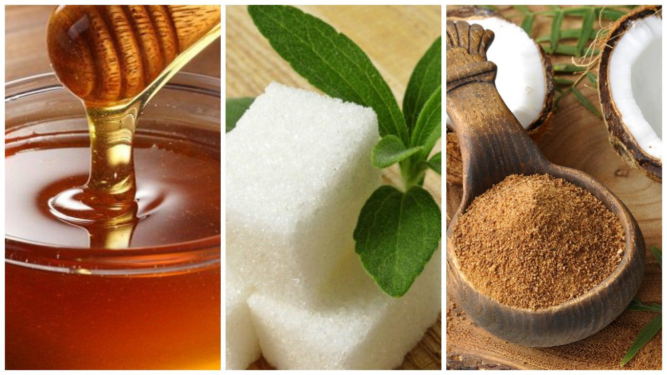 5 sustitutos del azúcar que te gustará conocer