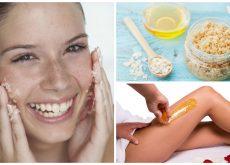 5 tratamientos de belleza con azúcar para los problemas más comunes de la piel