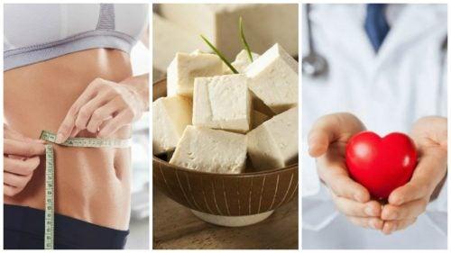 6 beneficios del tofu por los que vale la pena comerlo