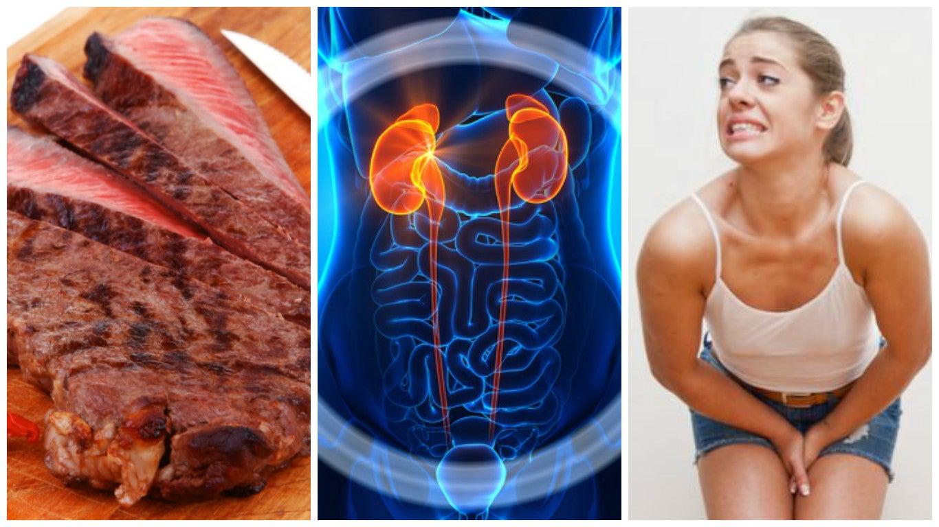 6 hábitos que pueden estar afectando tu salud renal
