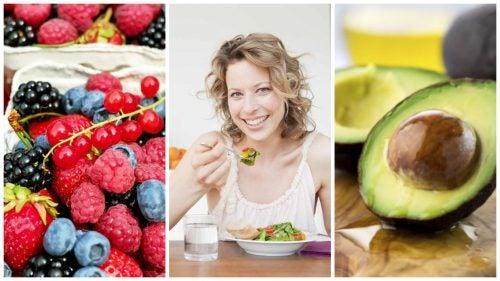 7 alimentos contra el envejecimiento que deberías incorporar en tu dieta