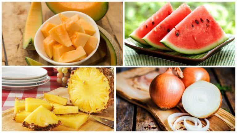 7 alimentos diuréticos que te conviene añadir en tu dieta