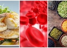 7 alimentos que debes consumir para aumentar tus niveles de hemoglobina