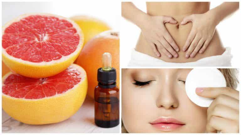 7 beneficios que obtienes gracias al extracto de semillas de pomelo