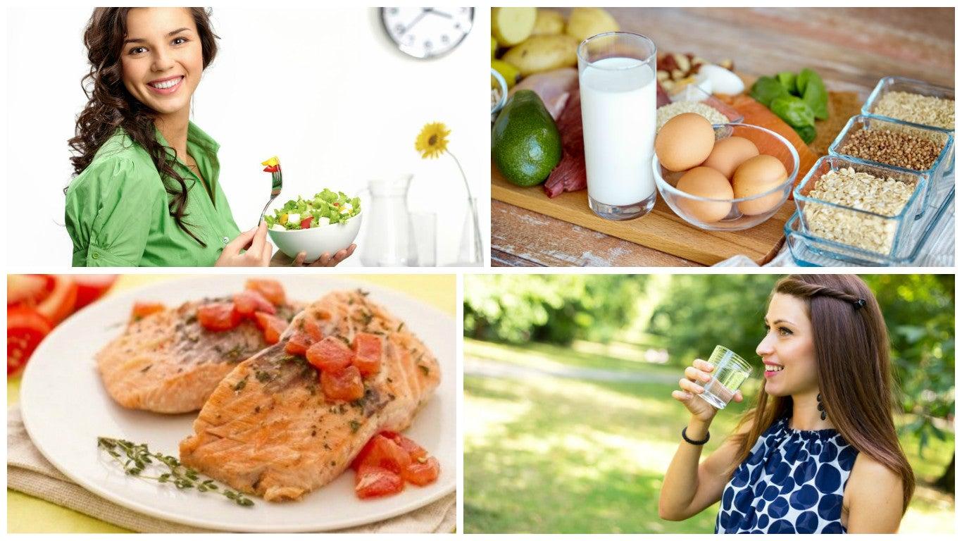 7 pautas que debes tener en cuenta para mantener una alimentación sana