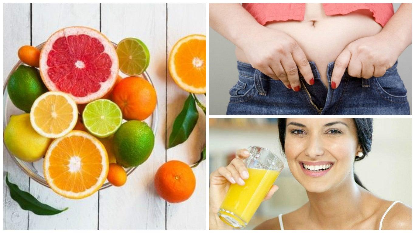 7 razones por las que las frutas cítricas no deben faltar en tu dieta