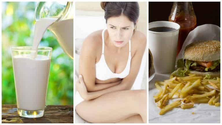 7 razones por las que puedes tener una inflamación del estómago