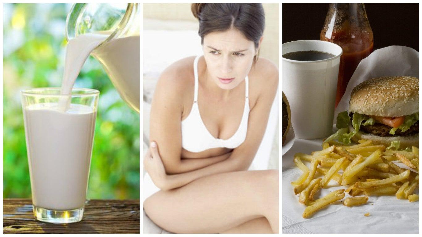 7 razones por las que se puede inflamar tu estómago