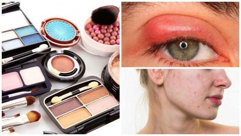 9 consecuencias negativas del uso de cosméticos vencidos