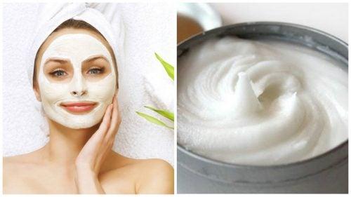 Aclara las manchas de tu rostro con esta mascarilla de aspirinas y yogur