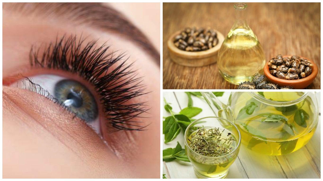 Aumenta el tamaño de tus pestañas con estos 7 tratamientos naturales