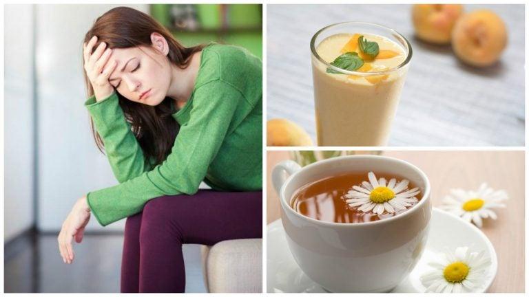 Cómo combatir los síntomas de la fatiga con 5 remedios caseros