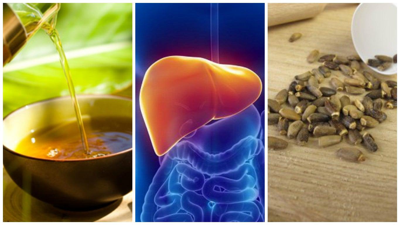 Combate el hígado graso con estos 6 tratamientos alternativos