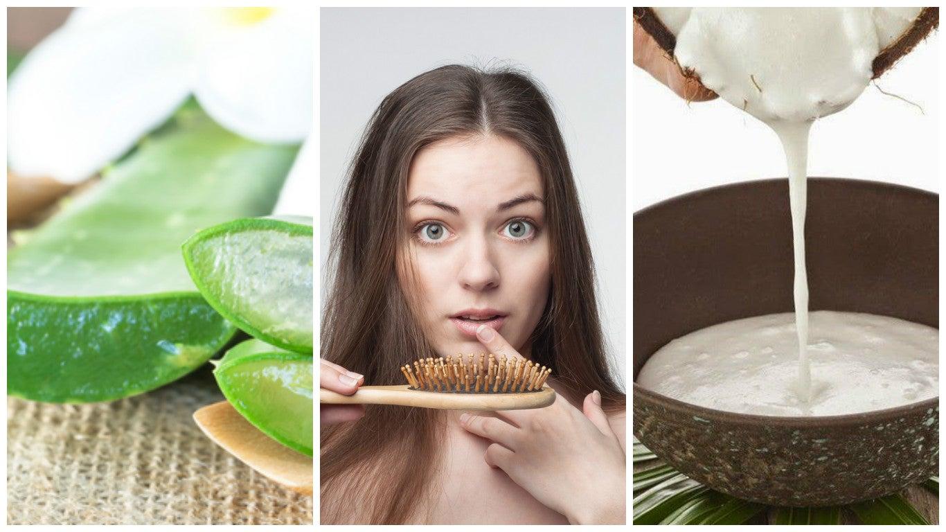 Gárgaras Deambular perfil  Combate la caída del cabello con estos 6 remedios caseros — Mejor con Salud