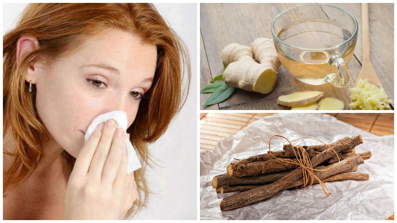 7 remedios naturales para combatir la rinitis