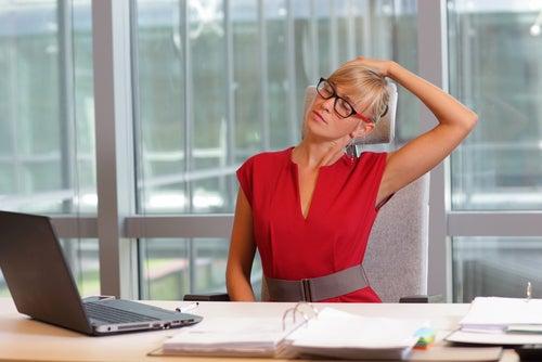 Ejercicios que aliviarán el dolor de cuello