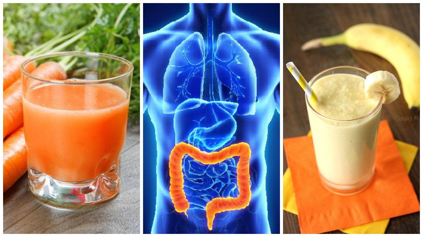 Elimina los desechos del colon con estos 7 remedios caseros