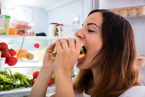 Es posible evitar la ansiedad por comer