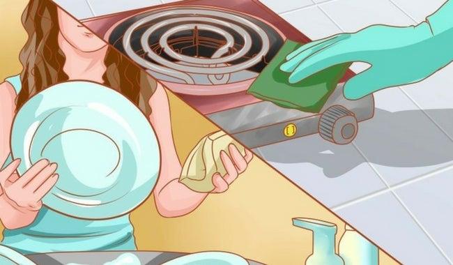 Estos son los riesgos de limpiar demasiado en el hogar