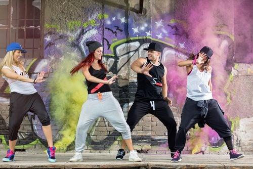 Hip Hop y Electrónica.