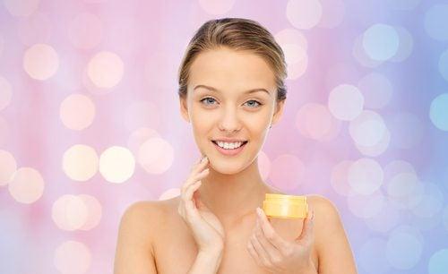 La composición de los productos de cosmética