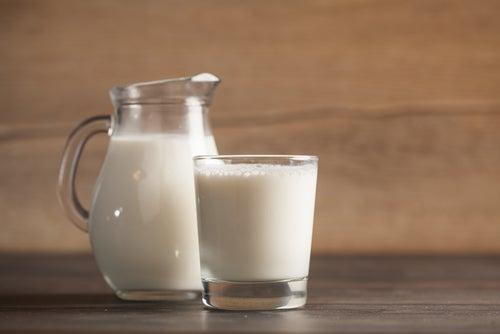 La leche y la osteporosis