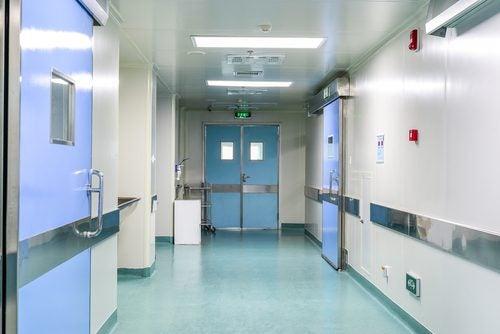 los hospitales