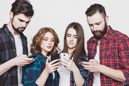 Las redes sociales y las emociones