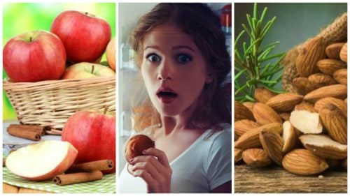 Los 7 alimentos que actúan como supresores del apetito cuando tienes ansiedad
