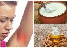 Los 7 mejores remedios caseros para aliviar las axilas irritadas