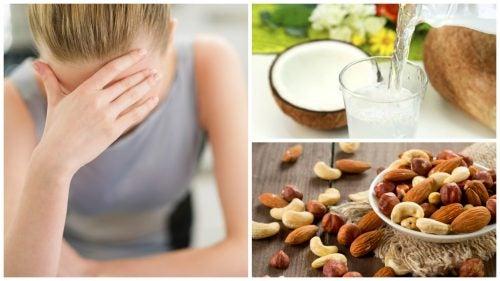 Los 8 alimentos que debes consumir para mejorar la hipotensión