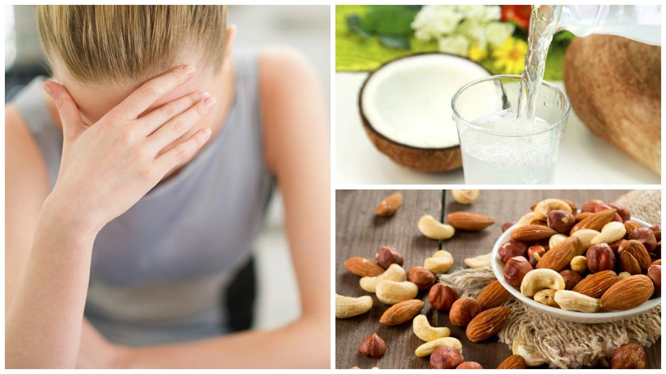 Los 8 alimentos que debes consumir para controlar la hipotensión