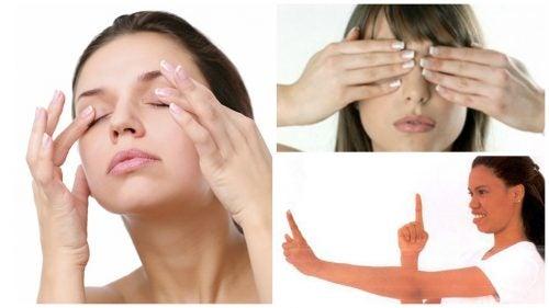 Mejora tu agudeza visual con estos 6 simples ejercicios
