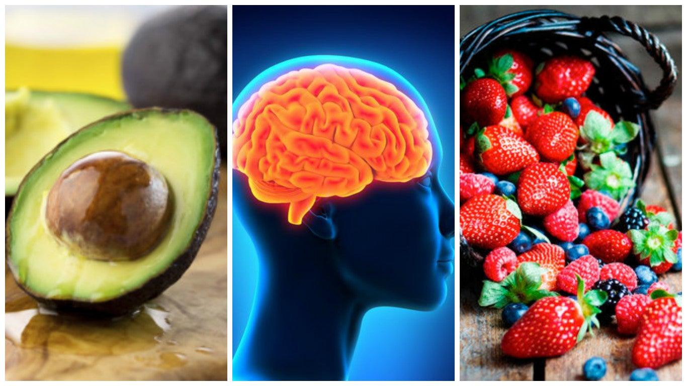 Mejora tu memoria con estos 6 consejos nutricionales