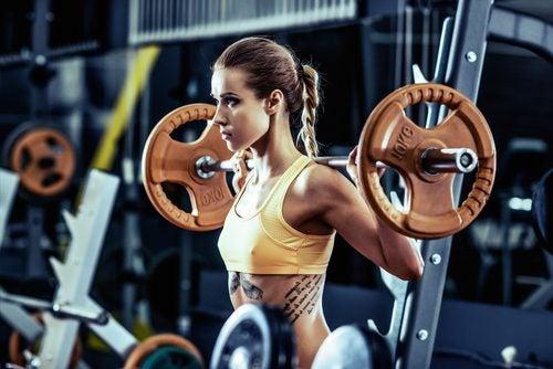 Obsesión por el ejercicio